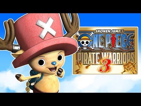 CHOPPER!!! | One Piece Pirate Warriors 3 | #7