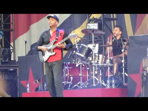 Prophets Of Rage : Like A Stone (Tribute To Chris Cornell), Live @ Download Festival, UK 2017