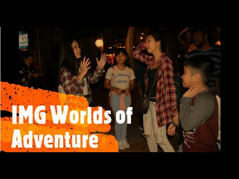 IMG Worlds of Adventure | Tour | Dubai
