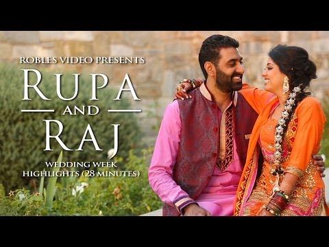 Rupa Kamboj & Raj Aulakh - Cinematic Wedding Day Highlights (Sikh)
