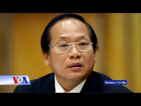 Truyền hình VOA 24/7/18: Ông Trương Minh Tuấn 'tạm' mất chức Bộ trưởng