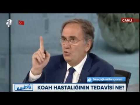 Koah Hastalığının Bitkisel Tedavisi - Prof. Dr. Ibrahim SARAÇOĞLU