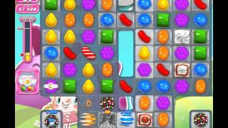 Candy Crush Level 1583 (no boosters, 3 stars)