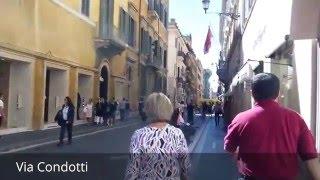 Places to see in ( Rome - Italy ) Via Condotti