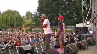LORDS OF THE UNDERGROUND live at Macki festival 2014