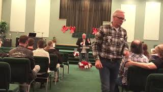 Waymaker Sunday AM  12/16/2018 Jason O'Neal pt.2