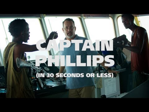 NYFF in 30 Seconds or Less: Captain Phillips Impressions
