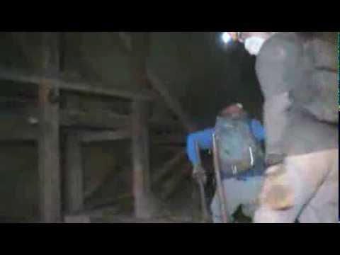 Columbia #2 Mine Exploration - Trip 3 - Ore Cart