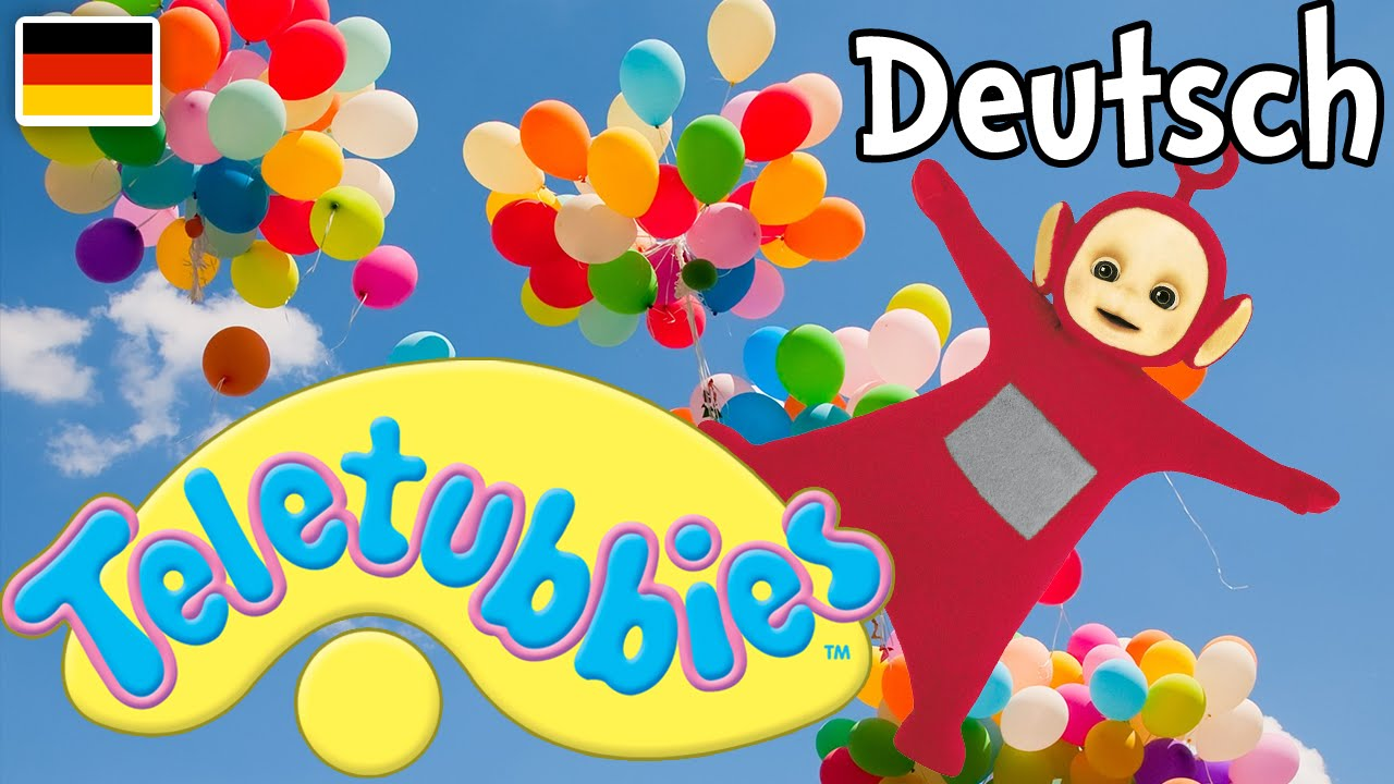 teletubbies auf deutsch luftballons doovi. Black Bedroom Furniture Sets. Home Design Ideas