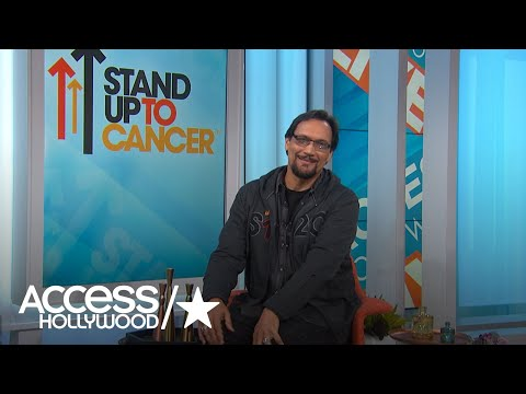 Jimmy Smits Reminisces About 'NYPD Blue' & 'L.A. Law' | Access Hollywood