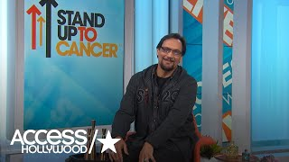 Jimmy Smits Reminisces About NYPD Blue L A Law Access Hollywood