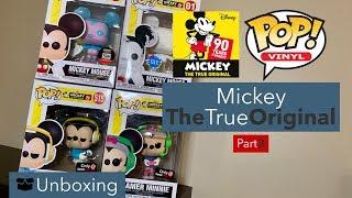 Unboxing: Funko Pop! Mickey The True Original [Part 3] - Disney Merch - EricRovtar.com