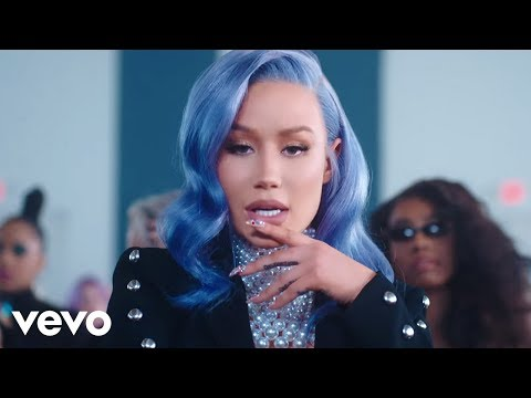 Honey German - Iggy Azalea Hits #3 On iTunes Hip-Hop Charts With 'Sally Walker'
