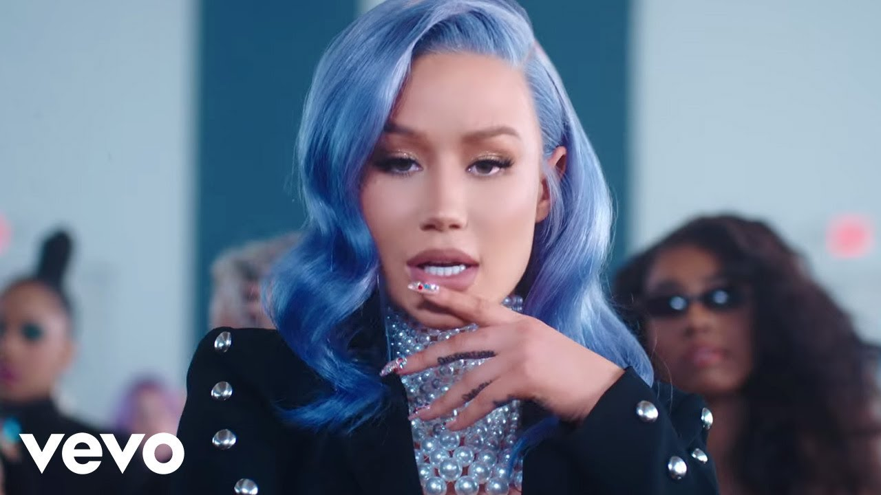 Bhad Bhabie drags Iggy Azalea for shading her in her 'Sally Walker' video