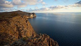 RHYTMS of Baikal lake (film-meditation) / original music: sitar, yakut khomus, baikal ice percussion