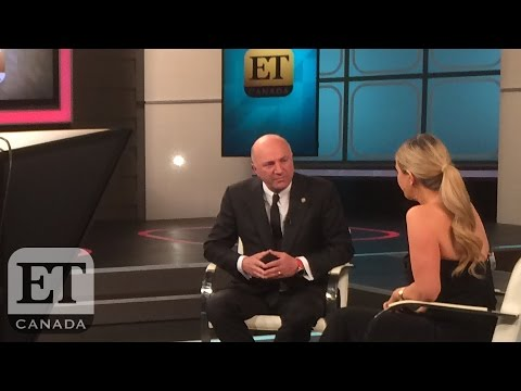 Kevin O'Leary Gets Emotional During ET Canada Interview