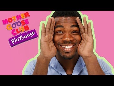 Peek-a-Boo | Mother Goose Club Playhouse Kids Video