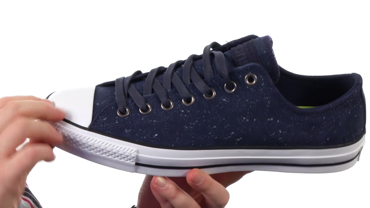 079bad64abb5 Converse Chuck Taylor® All Star® Pro Peppered Suede Ox SKU 8812317 ...