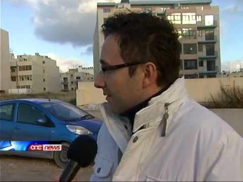Toroq fi stat diżastruż f'San Pawl il-Baħar.