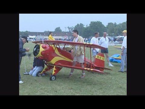 La Ferte Alais 1999 Giant RC Planes Competition