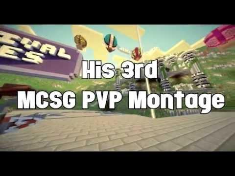 MCSG PVP Montage  'Revolution' Indonesia