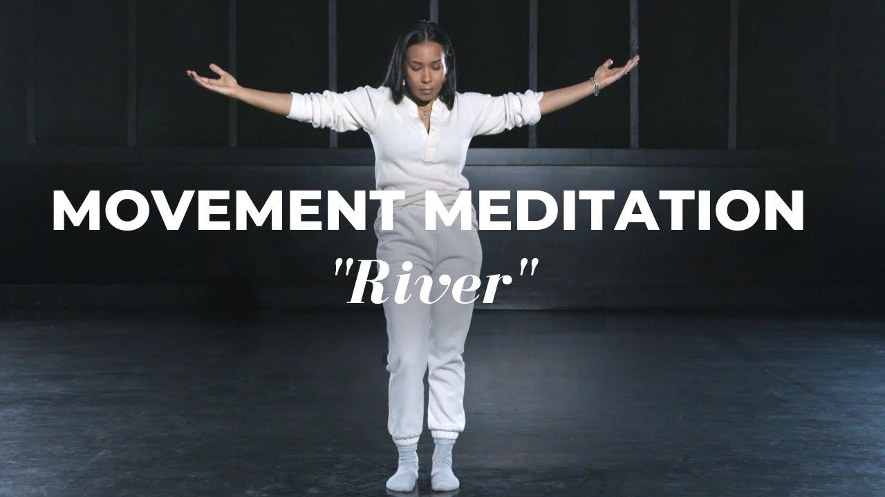 Galen Hooks' Movement Meditation