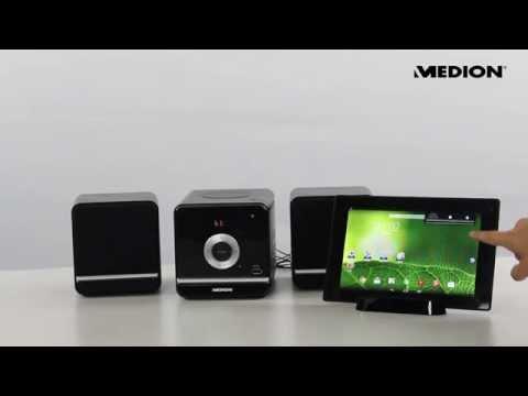 MEDION® Mini-stereo P64103 / MD 84498