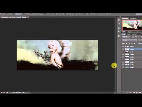 Speedwork #011  Poison Rita Ora|| Graphic Arts