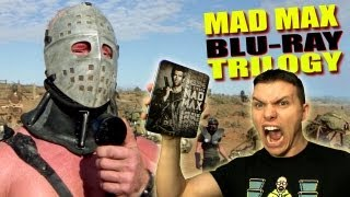 Blu-ray Movie Review: MAD MAX Trilogy, The Road Warrior, Beyond Thunderdome