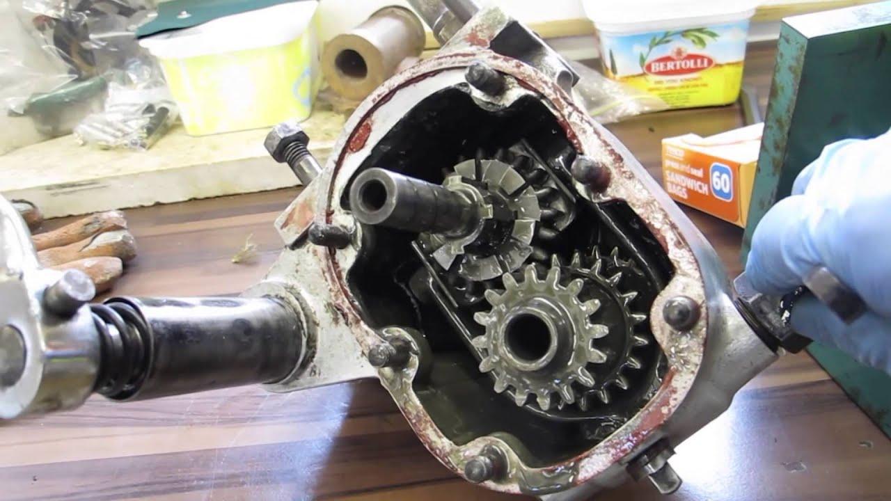 medium resolution of 1930 sunbeam model 9 gearbox operation