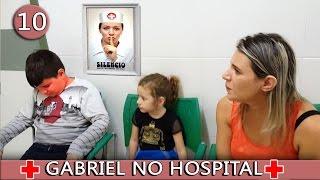O MENINO PERDIDO - VICTOR GABRIEL VAI PARA HOSPITAL - PARTE 10