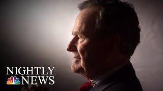 Bush Memorial Reminds America That There's More That Unites Us Than Divides Us | NBC Nightly News