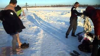 Крещение 2015 г. Спасск-Дальний Приморский край