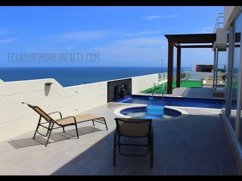 Gorgeous luxury beach home **FOR SALE** Manta Ecuador