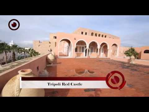 Tripoli Red Castle