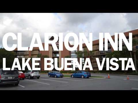 My Review Of The Hotel Clarion Inn - Lake Buena Vista - Orlando - A Rosen Property Hotel