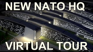 New NATO HQ Virtual Tour