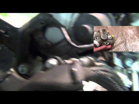 Mercedes Benz CGI Hochdruckpumpe Geräusch