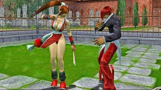 [TAS] King of Fighters Maximum Impact 2 - Mai Shiranui (Level Maniac) (PS2)