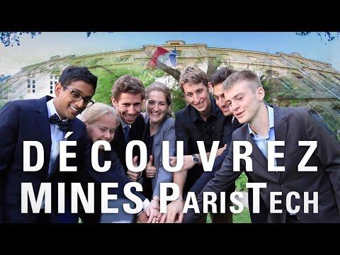 Découvrez MINES ParisTech