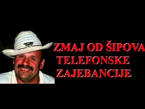 Zmaj Od Šipova SVE Telefonske Zajebancije