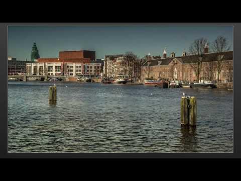 Stadsgezichten Ij Amsterdam