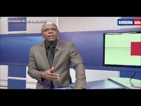 BURKINA FASO NEWS 300815