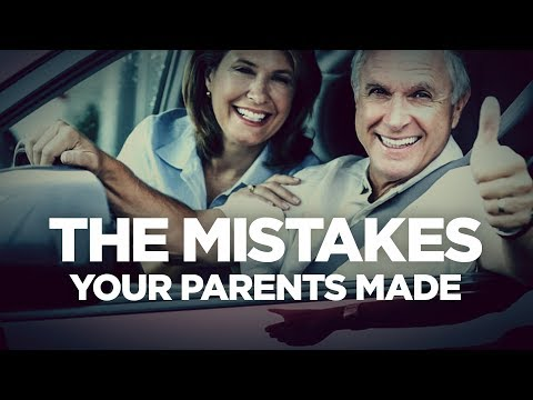 The Mistakes Your Parents Made - CardoneZone