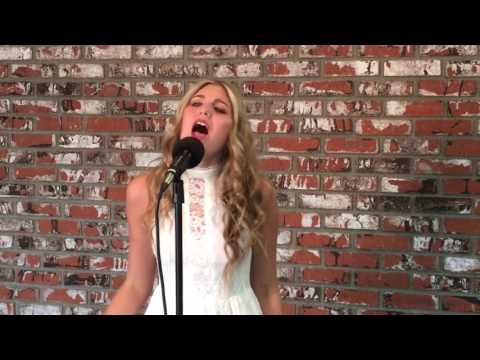 Brennley Brown 14yrs old sings live version of Keith Urbans