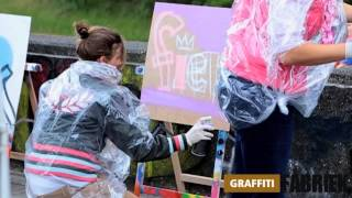 graffiti-fabriek - workshop graffiti vrijgezellenfeest vrouwen Eindhoven