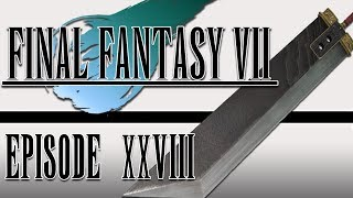 Final Fantasy VII (Blind) Episode 28 - Beat Her Up!