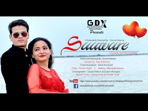 SAAWARE || RAJASTHANI FOLK SONG || MAX & MAMTA || COVER SONG