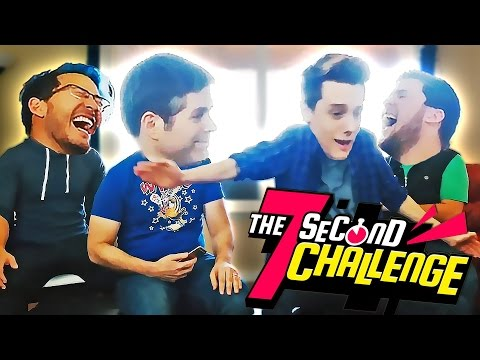 7 Seconds Challenge w/ NINJA BRIAN