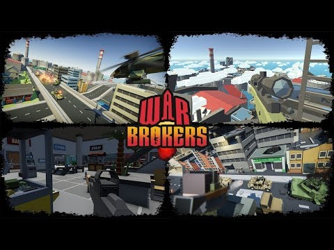 #gaming #warbrokers War brokers - Battlefield in a browser - War brokers browser game gameplay